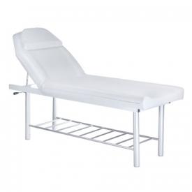 Stół do masażu i rehabilitacji BW-260 białe