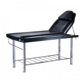 Stół do masażu i rehabilitacji BW-260 czarny