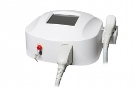 Laser diodowy smart 755 + 810 + 1064 nm, 1200w