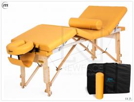 Stół do masażu składany Manual