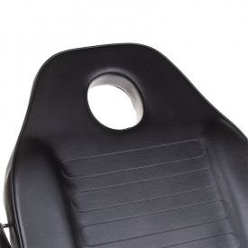 Fotel Kosmetyczny Hydrauliczny BW-210 Czarny #2