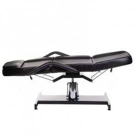 Fotel Kosmetyczny Hydrauliczny BW-210 Czarny #3