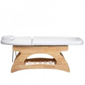 Łóżko Kosmetyczne Do Masażu BD-8241 Sosna #5
