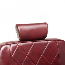 Fotel barberski ODYS BH-31825M Burgund #6