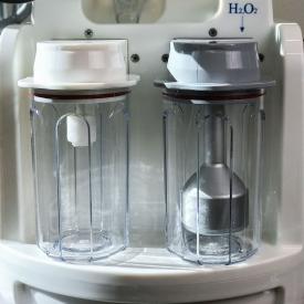 Urządzenie do hydrabrazji i oczyszczania wodorowego H2O2 6w1 Zemits Eau Sante #9