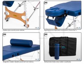 Stół do masażu przenośny Pro-Master Alu #3