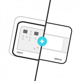 Zestaw Urządzenie do modelowania sylwetki Zemits Abigon + Urządzenie do presoterapii i drenażu limfatycznego Zemits Sisley