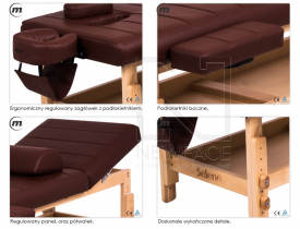 Stół Do Masażu Selene P Max #3