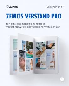 Kombajn do terapii mikroprądami i elektroporacji Zemits Verstand Pro #2