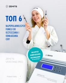 Kombajn do terapii mikroprądami i elektroporacji Zemits Verstand Pro #3