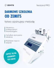 Kombajn do terapii mikroprądami i elektroporacji Zemits Verstand Pro #6