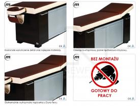 Stół Do Masażu Stacjonarny Lux P2 #2