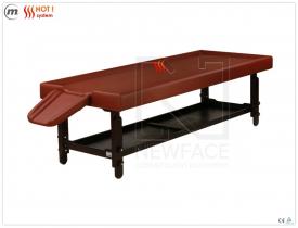 Stół Do Masażu Stacjonarny Veda Hot