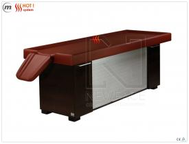 Stół Do Masażu Stacjonarny Lux Veda Hot