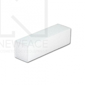 Blok polerski 100/100 biały #1