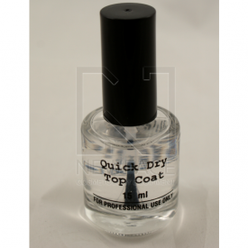 Quick dry top coat 15 ml