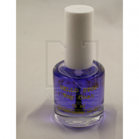 Yellow stop top coat 15 ml