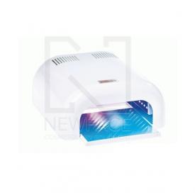 Lampa UV Led 2w1 Na 4 Żarówki Promed Biała