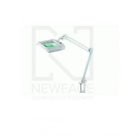 Lampa Lupa Lux Led Prostokątna Na Statywie Na Kółkach