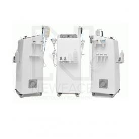 Kombajn Kosmetyczny Hb - Oksybrazja, Rf, Mezoterapia, Mikrodermabrazja, Peeling, Liposukcja, Ultradźwięki, Vacuum