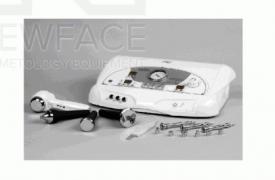 Kombajn Kosmetyczny Gio 4w1 Lux Mikrodermabrazja Kawitacja Ultradźwięki