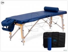 Stół do masażu przenośny Premium Alu