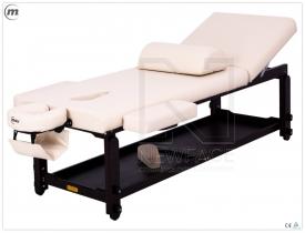 Stół Do Masażu Stacjonarny Spa Plus Venge Max