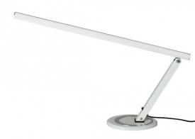 Lampa Manicure Na Biurko Aluminium Lux