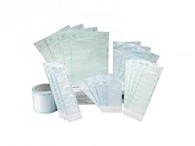 Torebki Foliowo Papierowe Do Sterylizacji 90 X 230 mm 200 Szt.