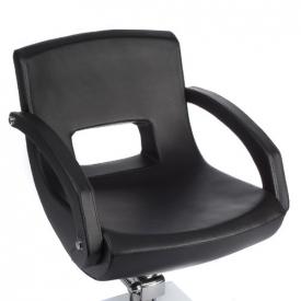 Fotel fryzjerski Nino BH-8805 szary #4