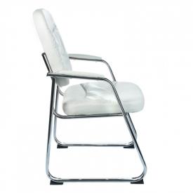 Fotel Konferencyjny Corpocomfort BX-719 Biały #3