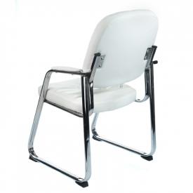 Fotel Konferencyjny Corpocomfort BX-719 Biały #4