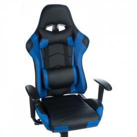 Fotel Gamingowy RACER CorpoComfort BX-3700 Niebies #2