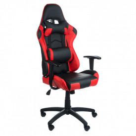 Fotel Gamingowy RACER CorpoComfort BX-3700 Czerwon #1