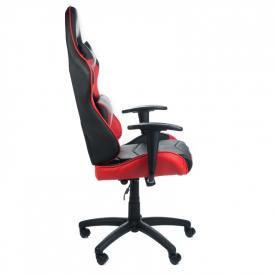 Fotel Gamingowy RACER CorpoComfort BX-3700 Czerwon #3