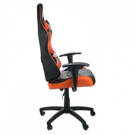 Fotel Gamingowy RACER CorpoComfort BX-3700 Pomarań #3