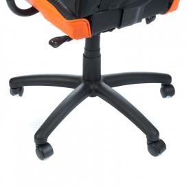 Fotel Gamingowy RACER CorpoComfort BX-3700 Pomarań #5