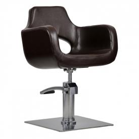 Fotel Mediolan Brąz