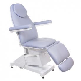Elektryczny fotel kosmetyczny AMALFI BT-158 Lawend