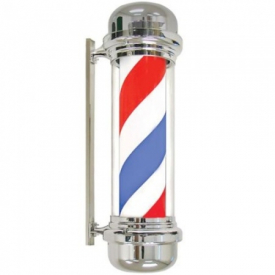 Barber Pole Słupek Dostępna W 48h