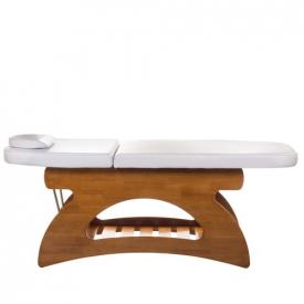 Łóżko Kosmetyczne Do Masażu BD-8241 Orzech #4