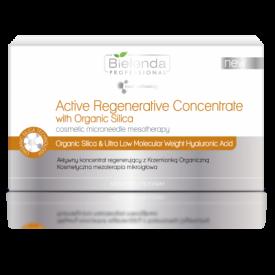 Bielenda Aktywny Koncentrat Regenerujący Z Krzemionką Organiczną