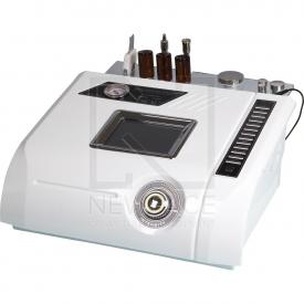 Kombajn kosmetyczny z mikrodermabrazją 3w1 NV-E3
