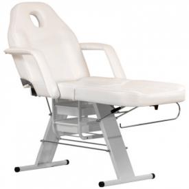 Fotel kosmetyczny stacjonarny 202 beżowy #1