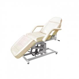 Fotel kosmetyczny elektryczny 246 (beż) #1