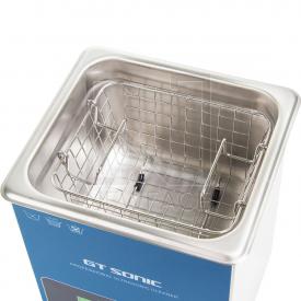 Myjka ultradźwiękowa VGT-1620QTS, 2 l #1