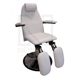 Fotel podologiczny hydrauliczny OVAL #2