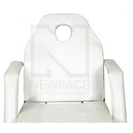 Fotel Kosmetyczny Manualny Basic Z Kuwetami #3