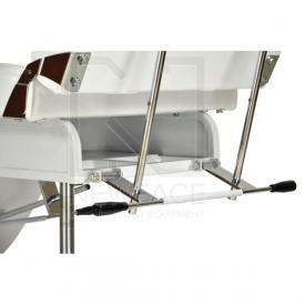 Fotel Kosmetyczny Hydrauliczny Classic 2 #2