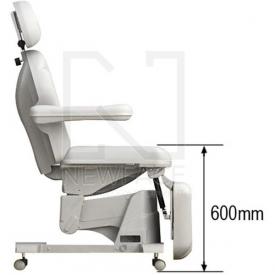 Fotel podologiczny elektryczny Optima R320 #3